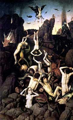 Paradise, Hell, and Purgatory