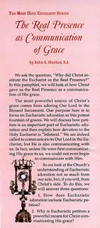 Perpetual Eucharistic Adoration Manual