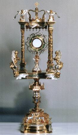 The Millennium Monstrance